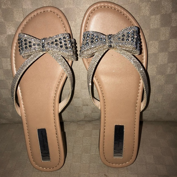 51969ccd6347 INC International Concepts Shoes - INC International Sparkly Flip Flops